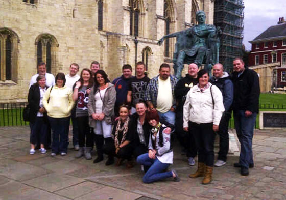 ukps staff in york